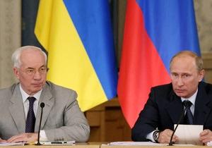 Азаров заявил, что не обсуждал с Путиным новое дело Тимошенко