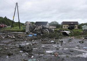 Ребенок, выживший при крушении Ту-134 в Карелии, умер в больнице