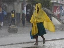 Тропический шторм Густав идет на Гаити