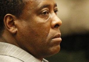 Фотогалерея: Он его убил. Врача Джексона признали виновным в смерти певца