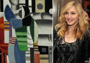Мадонна продала картину Леже за 7,2 млн долларов