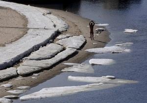 В понедельник в Украине ожидается мокрый снег и дождь