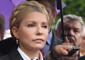 Генпрокуратура снимает на видео все следственные действия в отношении Тимошенко