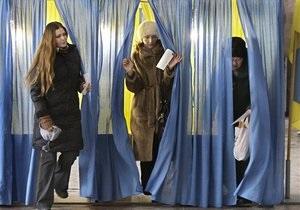 Штаб Януковича отмечает нормальный ход голосования во втором туре выборов