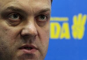 Свобода - декларация о доходах - Олег Тягнибок в 2012 году получил 202 379 гривен доходов