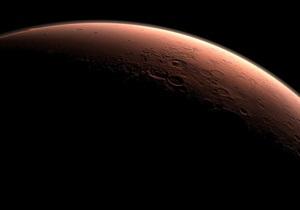 Количество воды в мантии Марса соответствует земному - ученые