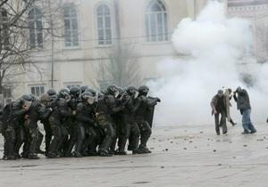 Киргизская милиция не хочет выходить на работу