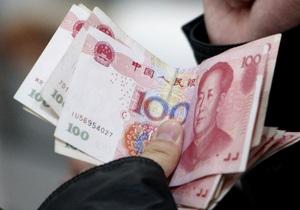 США призвали Китай ослабить контроль над курсом юаня