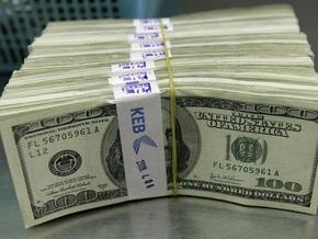 Золотовалютные резервы НБУ уменьшились на 897,82 млн долл