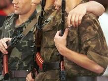 В Киеве на плацу умер солдат