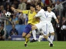 Евро-2008: Чемпионы Европы терпят поражение