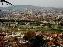 Грузия заявила, что Ющенко сегодня посетит Тбилиси