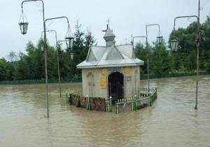 Стихия в Ивано-Франковской области: МЧС завершило спасательную часть операции