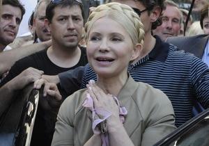 ЕЖ: Тимошенко  недоарестовали