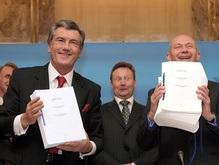 Ъ: Украина обошла Россию в ВТО