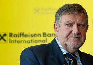 Директор Raiffeisen International увольняется после скандала с покупкой недвижимости