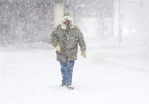 Снегопады в Болгарии: 12 украинцев оказались в блокаде