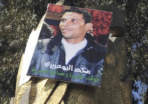 The Times назвала Человеком года тунисского торговца, после самосожжения которого началась Арабская весна
