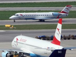 В самолете, который готовился вылететь из венского аэропорта, возникло задымление