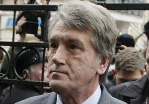 НИ: У Ющенко хотят крови