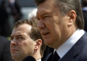 Корреспондент: Янукович меняет имидж друга Москвы на врага Кремля