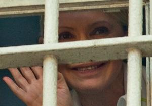 В СИЗО утверждают, что состояние здоровья Тимошенко позволяет общаться со следствием