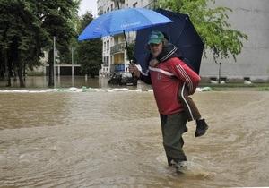 Сильные наводнения в Центральной и Восточной Европе: есть жертвы