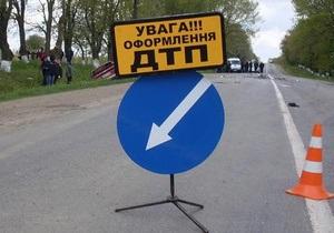 В Киеве задержаны преступники, инсценировавшие ДТП