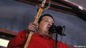 Чавес обещает продолжить строить социализм в Венесуэле