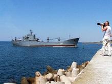 Ъ: Черноморский флот упустил торпеду за границу