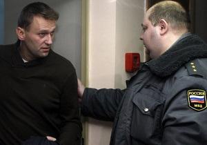 Жена Навального: Люди в камере подобрались добрые и хорошие