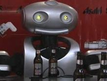 В Японии презентовали робота-бармена