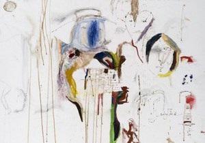 Написанный кровью портрет Эми Уайнхаус продали дешевле оценки