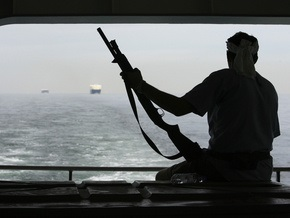Сомалийские пираты захватили пакистанское судно