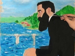 В Одессе похищена картина 18-летнего художника