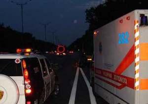 Три человека погибли в ДТП в Харьковской области