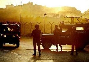Израиль усиливает охрану границы с Египтом