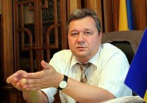 Экс-губернатора Луганской области избрали главой облсовета