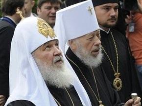 Патриарх Кирилл считает политическими призывы к созданию независимой УПЦ