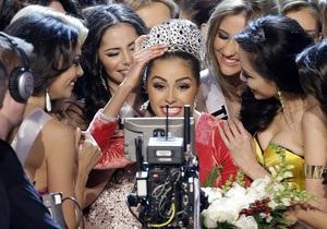 Мисс Вселенная 2012 стала американка - Оливия Кульпо - конкурс красоты