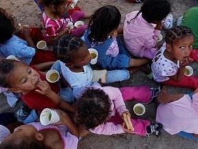 Население Африки достигло 1 млрд человек