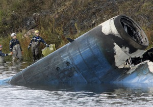 Росавиация: Разбившийся Як-42 перед вылетом был исправен