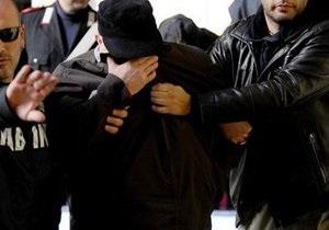 На юге Италии арестованы более 20-ти мафиози