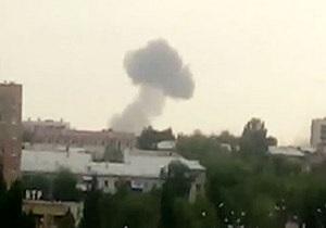 В РФ на полигоне возле Чапаевска взрываются снаряды, проводится массовая эвакуация