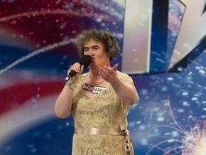 Дебютный альбом Сьюзан Бойл побил рекорд продаж еще до выхода
