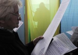В одном из округов Днепропетровска больше всего избирателей проголосовали против всех