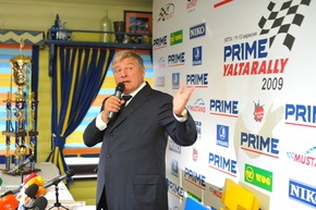 Prime Yalta Rally вынуждена комментировать клевету
