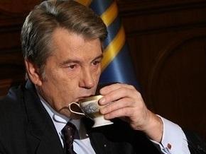 Ющенко: Я пытаюсь до хрипоты кричать нации