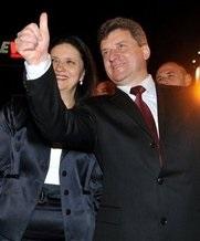 На президентских выборах в Македонии лидирует представитель от правящей партии