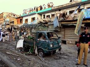 Жертвами взрыва в Пакистане стали 30 человек